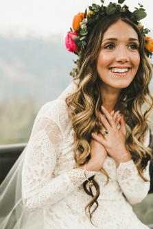 Accessories For The Boho Bride